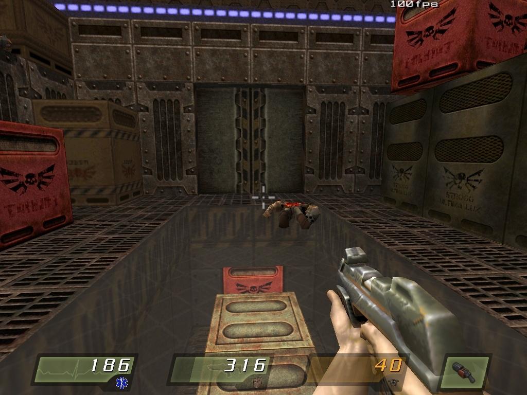 Quake 2 звуки скачать